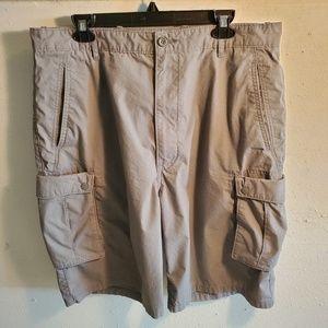 Levi's Gray cargo shorts Mens 36